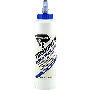 Titebond 4134 Extend Wood Glue Bottle, 16 oz.
