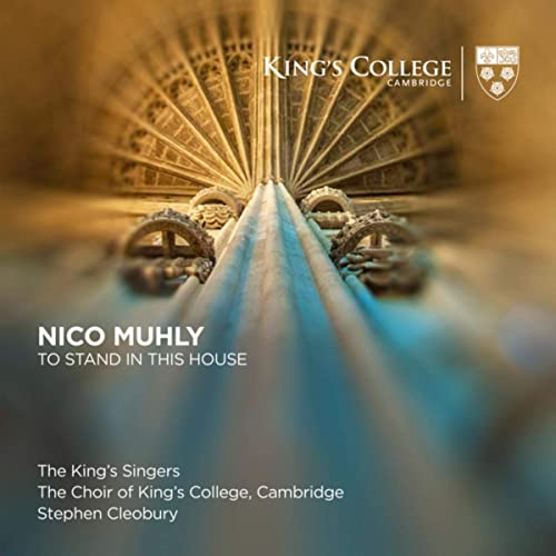Nico Muhly: To Stand In This House (Live)
