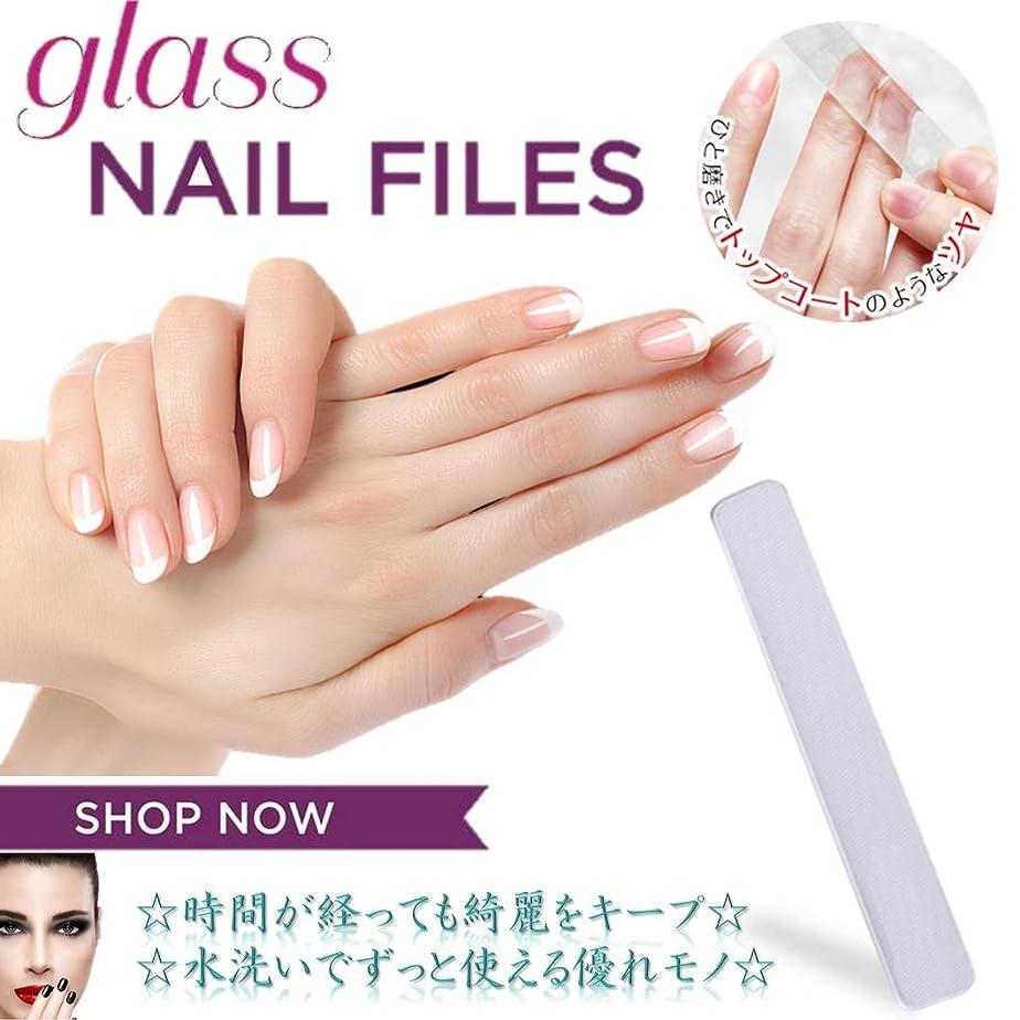 真空関係ハロウィンMNoel ガラス爪磨き 韓国ナノテクノロジー ガラス爪やすり 水洗いで何度も使える ツメミガキ ネイルケア用 爪磨きシート ケース付き 男女兼用