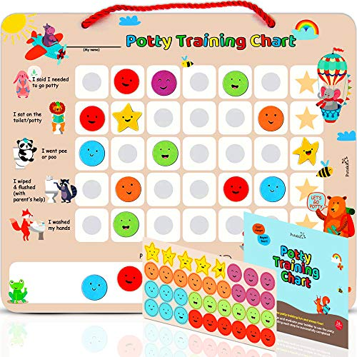 reward chart potty training - 3