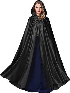 Women's Wedding Hooded Cape Bridal Cloak Poncho Full Length (More Colors)