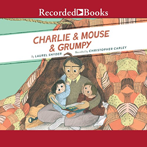 Charlie & Mouse & Grumpy cover art