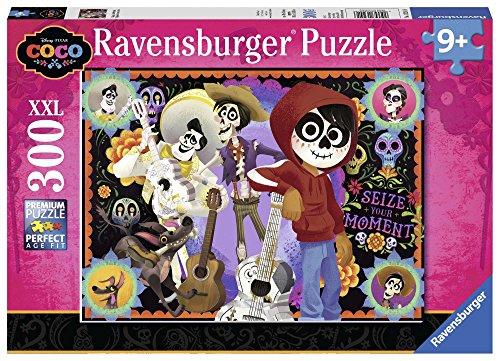 Ravensburger Italia 13241–Disney Coco Miguel and Friends Puzzle, 300Piezas