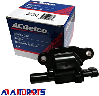 New AD Auto Parts (OEM) Ignition Coil For For LS2 LS4 LS7 LS9 engines ACDELCO D513A D510C