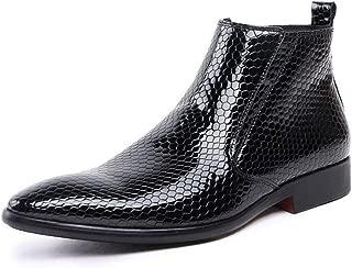 Caballero zapatillas de casa cuero genuino de cuero marrón 162a producto de calidad de la UE