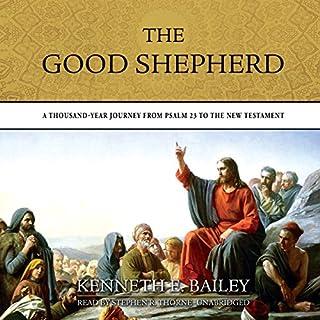 The Good Shepherd audiobook cover art