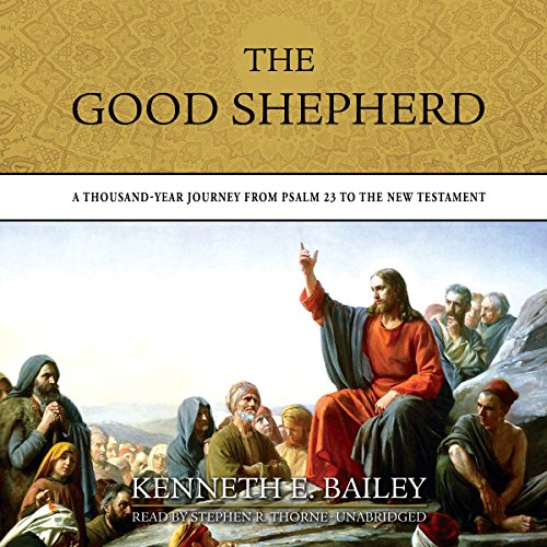 The Good Shepherd audiobook cover art