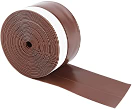 Siliconen Deur Bodem Strip Tochtstrips Deur Strip 5M 45Mm Zelfklevende Deur Window Wind Insect Dust Preventie Afdichtstrip