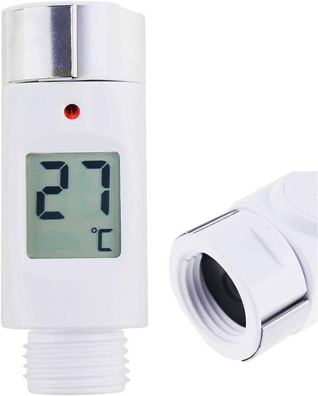 Auto Power Off Waterproof Digital Shower Thermometer Accurate Meter Measuring Water Temperature Meter Tester