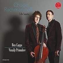 Chopin & Rachmaninoff: Cello Sonatas