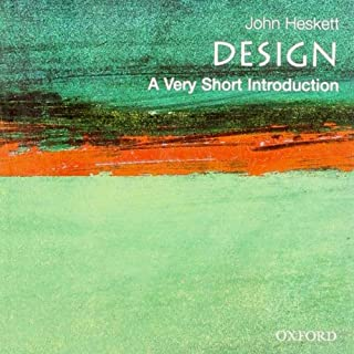 Design: A Very Short Introduction cover art