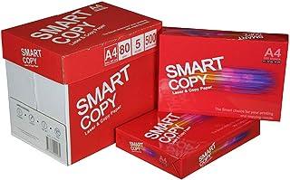 Caja Folios A4 Blancos para Impresoras Smart Copy paquete de