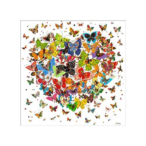 XIANGBEI Mariposa 5D, pintura de diamante de punto de cruz, kit de manualidades, decoración del hogar, decoración de pared