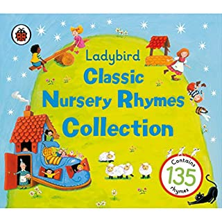 Couverture de Ladybird: Classic Nursery Rhymes Collection