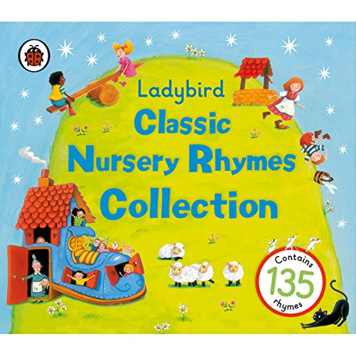 Ladybird: Classic Nursery Rhymes Collection audiobook cover art