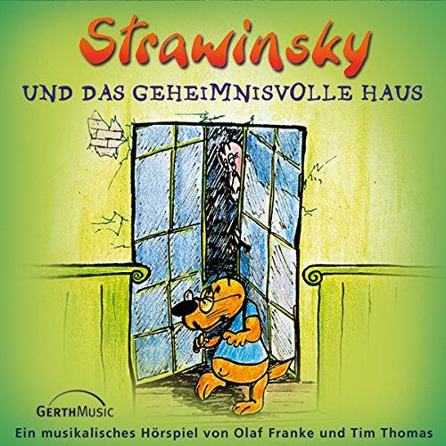 Strawinsky und das geheimnisvolle Haus audiobook cover art