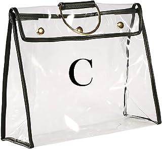 BCGT Vêtements Sac de Rangement Sac à Main, Sacs à Main Transparents Sac de Rangement de poussière, Sac à Main pour l'orga...