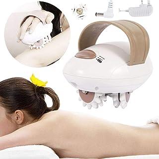 GFQ 3D Roller Mini Fat Burn Masajeador, Máquina Anticelulítica, Relax Body