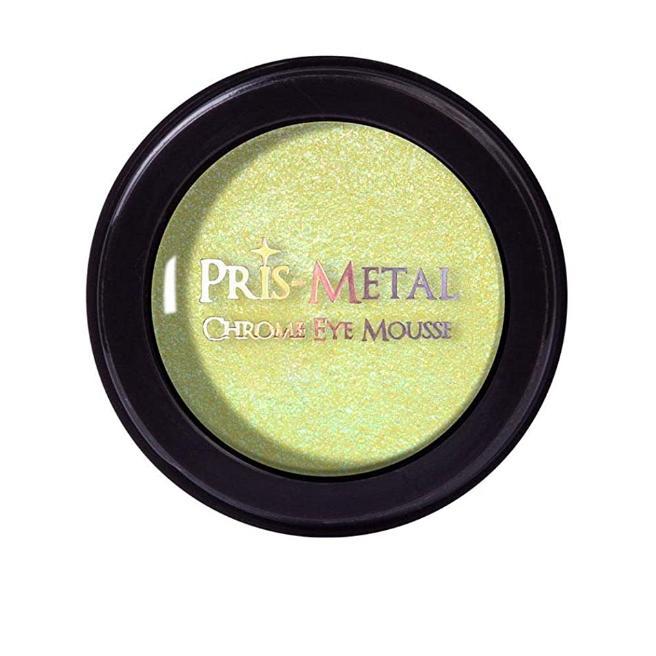 数熱心なに負けるJ. CAT BEAUTY Pris-Metal Chrome Eye Mousse - Electra (並行輸入品)