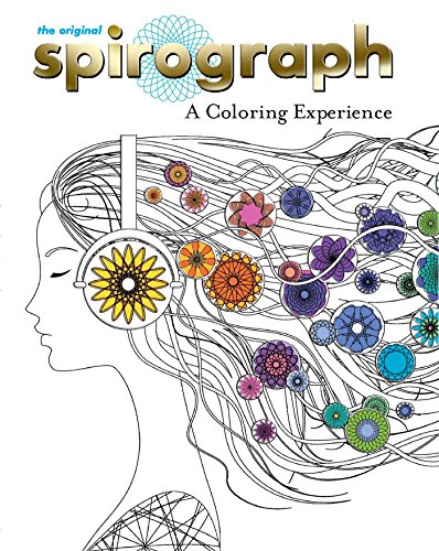 The Original Spirograph: A Coloring Experience