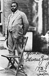 Marcus Garvey (1887-1940) Njamaican Black-Nationalist Leader Photographed 1924 By James Van Der Zee Poster Print by (18 x 24)