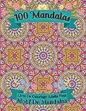 100 Mandalas Livre De Coloriage ...