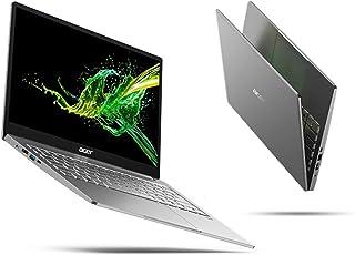 Acer Swift 3 薄型&軽量 13.5インチ 2256 x 1504 IPS ディスプレイ 第10世代 Intel Core i7-1065G7 16GB LPDDR4X 1TB NVMe SSD & Acer トラベルノートパソコンバ...
