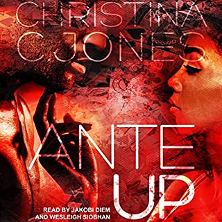 Ante Up audiobook cover art