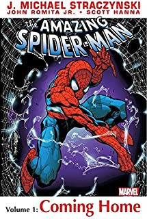 Best spider man straczynski run Reviews