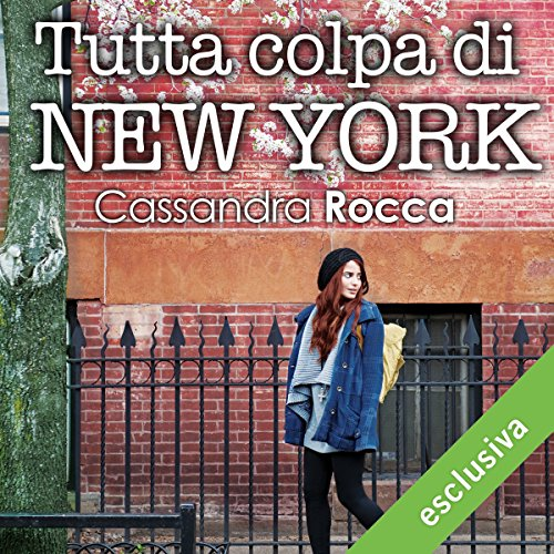 Tutta colpa di New York audiobook cover art