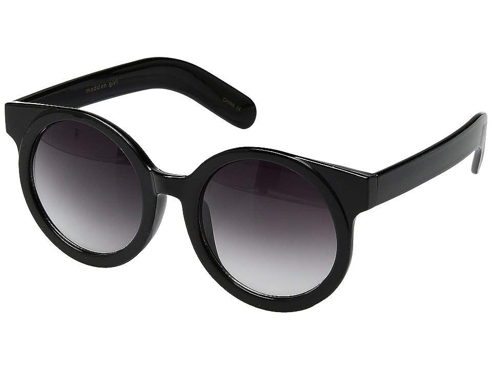Steve Madden Madden Girl MG893112 (Black) Fashion Sunglasses