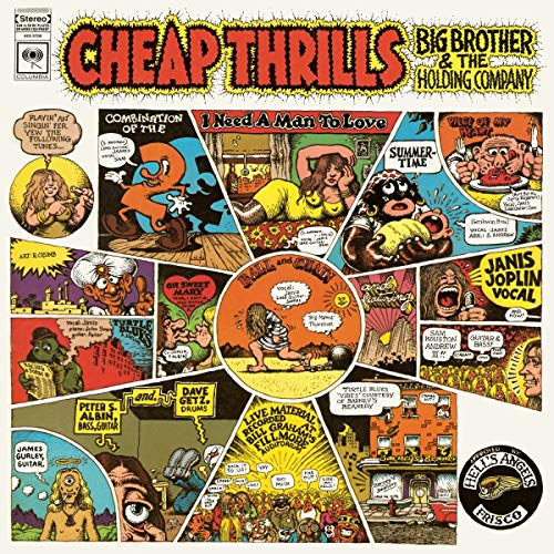 Cheap Thrills (Global Vinyl Title)