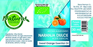 Natura Premium Aceite Esencial Naranja Dulce Bio 30 Ml 30 ml