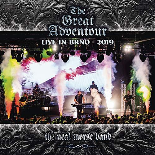 Neal Morse Band-The Adventour-Live BRNO 2019 (Speciale Editie 2CD+2Blu-Ray Digipak in Slipcase)