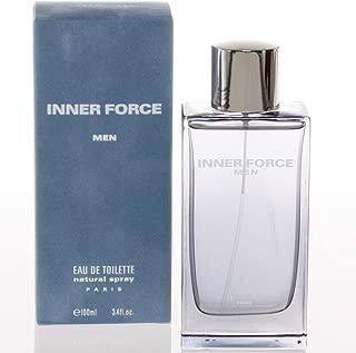 Inner Force by Glenn Perri Eau De Toilette Spray 3.4 oz for Men