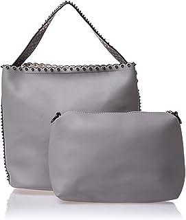 مجموعة حقائب اليد للنساء - رمادي