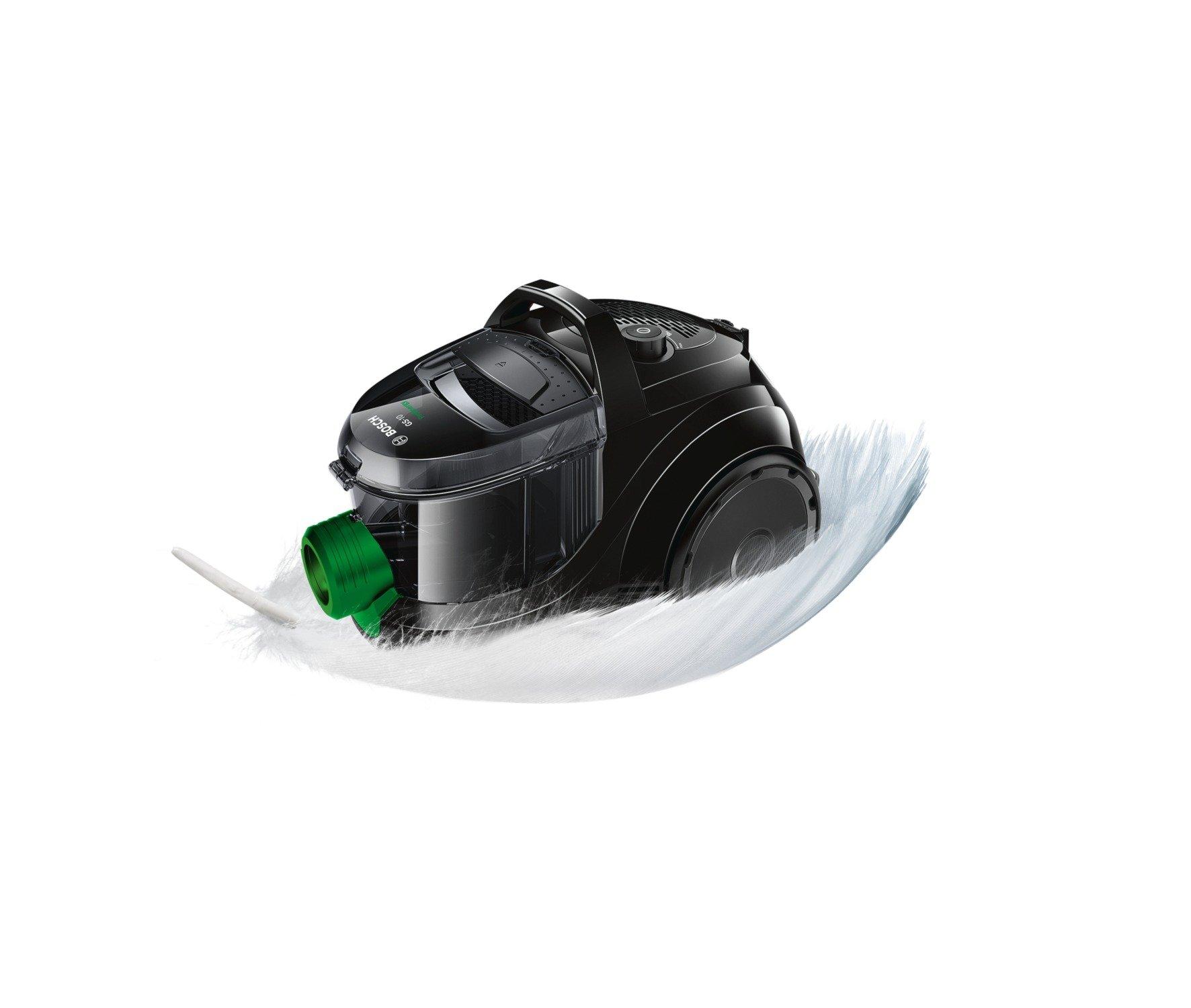 Bosch BGS1UECO2 GS10 ProEnergy Aspirador sin bolsa, ultracompacto ...