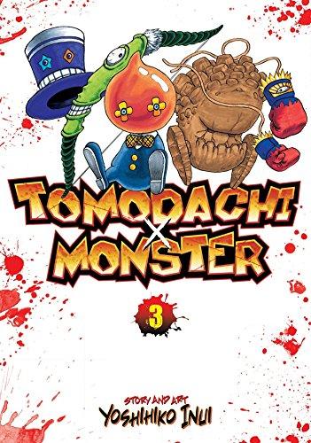 Tomodachi X Monster 3