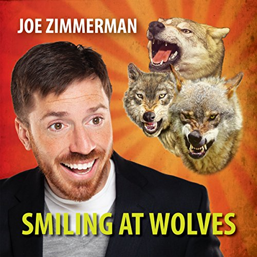Smiling at Wolves cover art