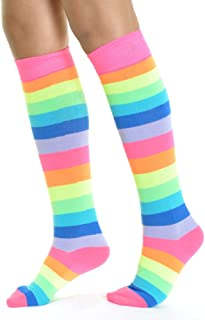 Novelty Assorted KNEE HIGH Socks