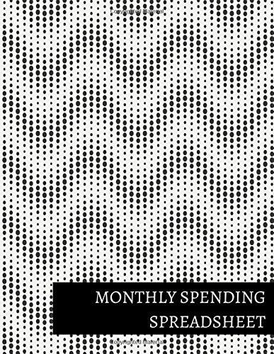 Monthly Spending Spreadsheet
