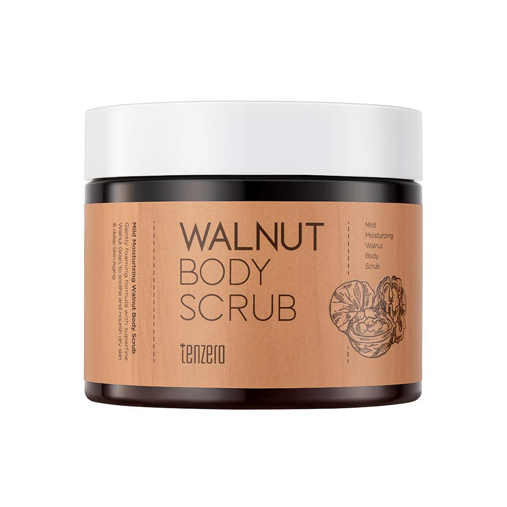 WALNUT Max 82% OFF BODY SCRUBS 10.05oz New life