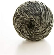 Ovillo de lana de cachemira suave de terciopelo para tejer a ganchillo, de algodón, para hacer suéter de mano, 8, the size, 1