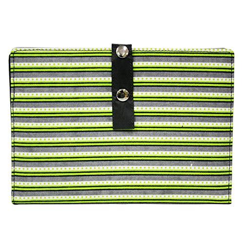 KnitPro Faltbare Style Grün Stricken Diagramm Hüter, mehrfarbige, große, 500x 300mm