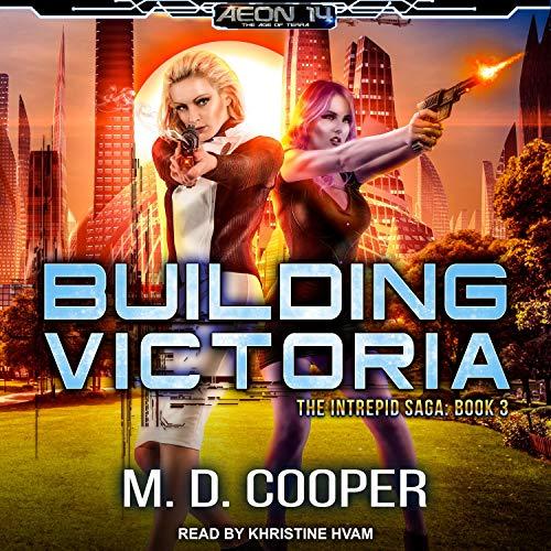 Building Victoria cover art