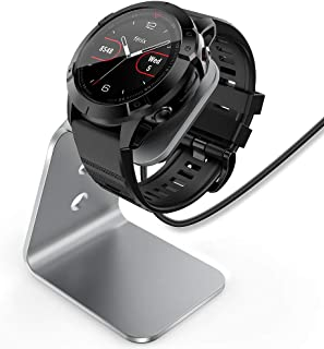 TUSITA Charger Stand Dock for Garmin Fenix 6 6S 6X Pro Sapphire,Fenix 5 5S 5X Plus,Forerunner 935 945 45 45S 245,Approach ...