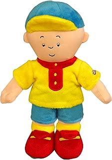 CherWow Kids Children Eco-friendly Christmas Cartoon Birthday Gift Caillou Rosie Plush Doll Toys 30cm