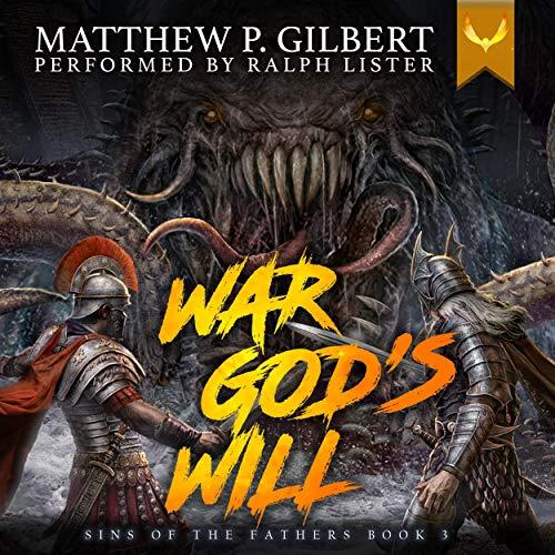 War God's Will cover art