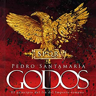 Godos [Goths] audiobook cover art