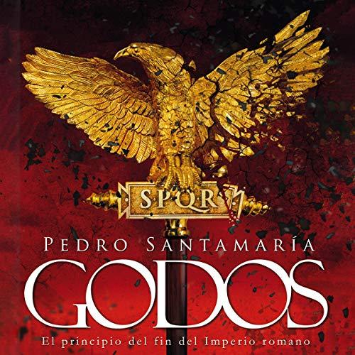 Godos [Goths] audiobook cover art